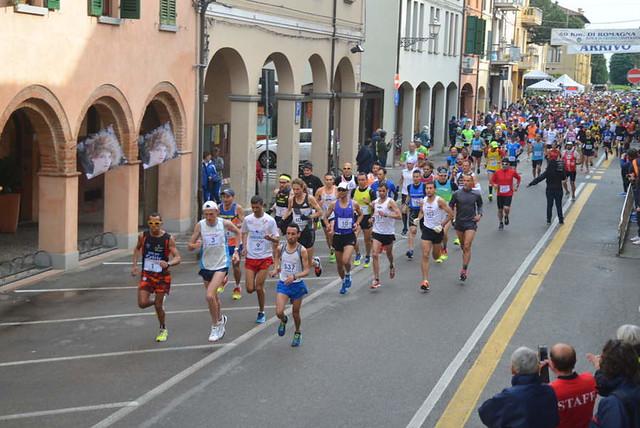 36° edizione della 50 Km di Romagna, il 25 Aprile 2017 a Castel Bolognese