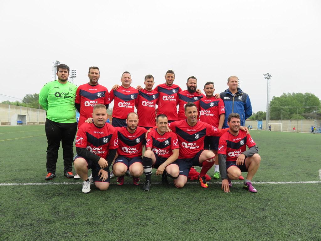ASOCIACIÓN DEPORTIVA VILLA DE MORALEJA, se proclama Campeón de la XXV Liga Local de Fútbol-7 Aficionado, temporada 2016/2017.