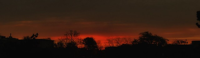 Sunrise Over 10th Street