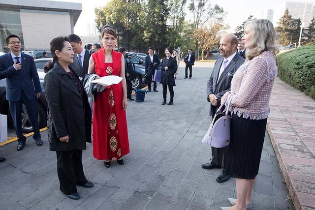 Inauguración del Pabellón Chino / Lenguas Campus Norte