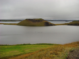 029 Pseudokrater bij Skútustaðir