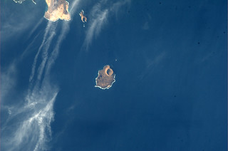 The volcanic nature of the Canarias is evident here | by Volare Mission