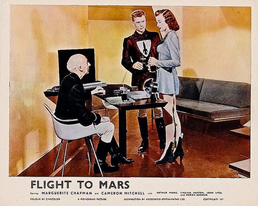 flight to mars movie cameron mitchell - photo #22