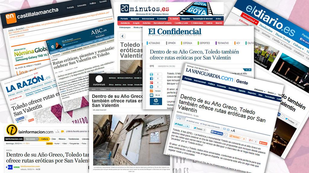Toledo erótico en la prensa
