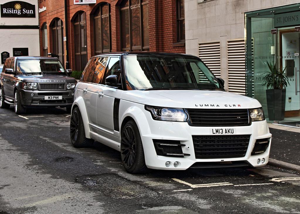 2013 Range Rover Tdv6 Lumma Clr R Older Range Sport Looks Flickr