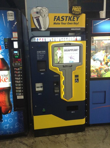 Key Vending Machine | Key Making Vending Machine FastKey ...