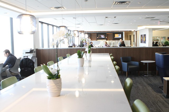 New Delta Sky Clubs: EWR and MSP