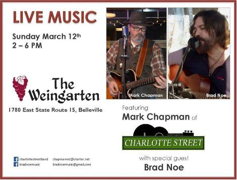 Charlotte Street 3-12-17