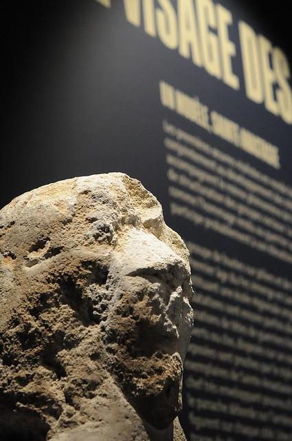 Exposition Guerriers celtes du Midi au musée Fenaille à Rodez