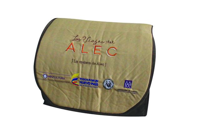La maleta de Álec