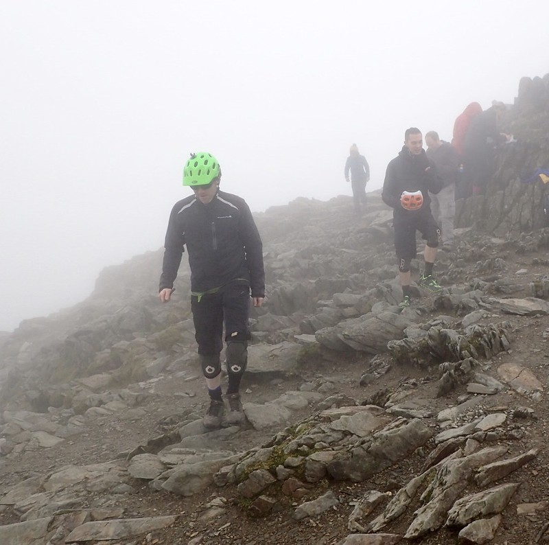 North Wales MTB Weekend - Snowdon and CYB