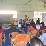 Active Learning Methodology workshops conducted in Assam