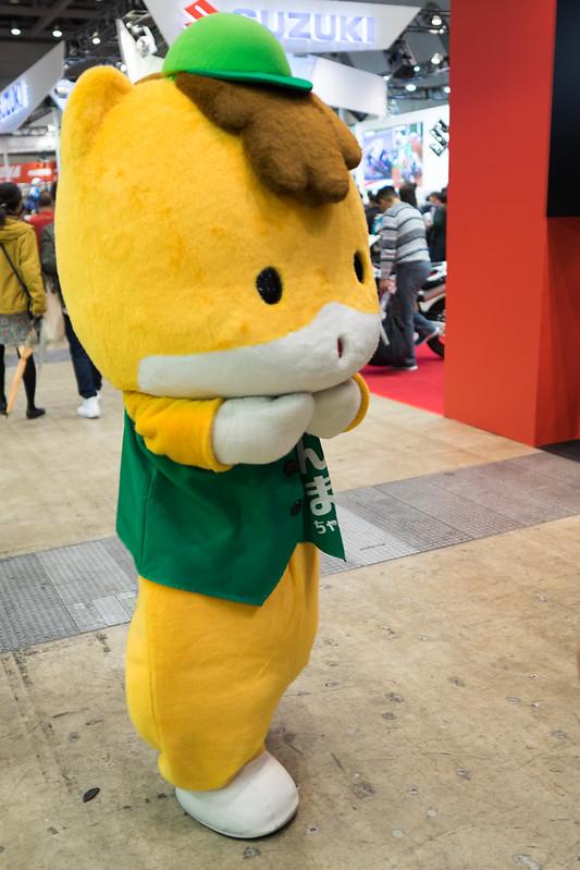 Tokyo MC Show 2017 : ぐんまちゃん