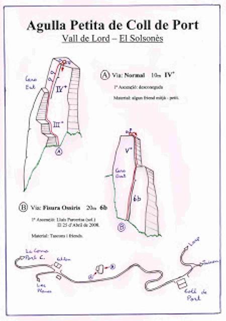 La Vall de Lord -09- Sector Coll de Port -04- Subsector Roc Punxut (Agulla Petita de Coll del Port) -01- 2017