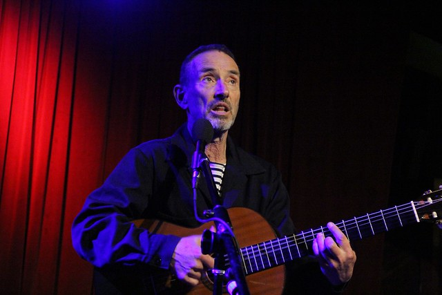 Jonathan Richman at Off Broadyway, March 3, 2017
