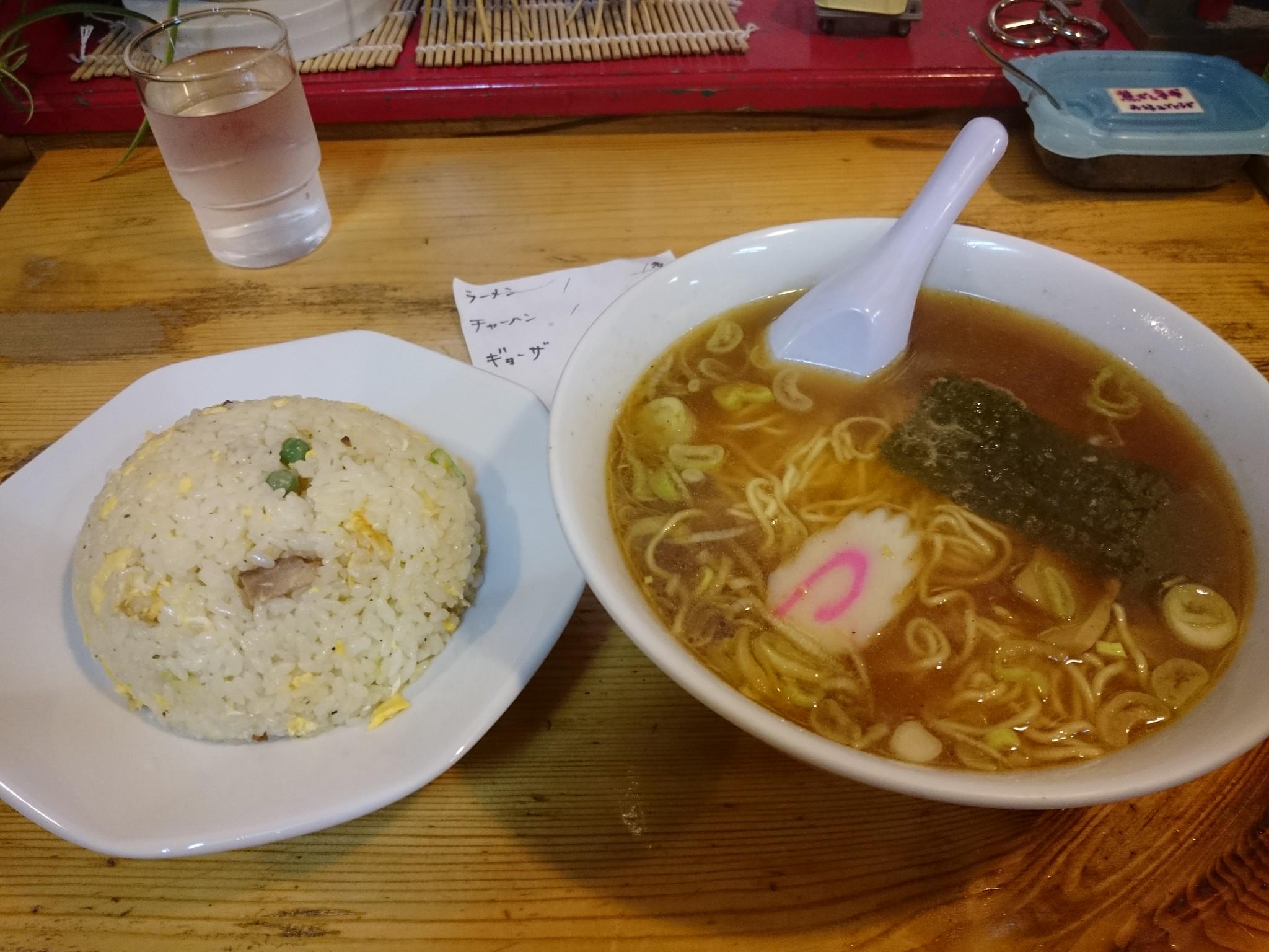 20170422 夕食。丸仲狛江
