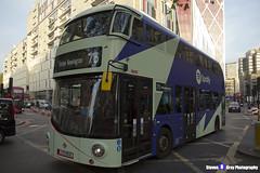 Wrightbus NRM NBFL - LTZ 1532 - LT532 - Spotify - Stoke Newington 73 - Arriva - London 2016 - Steven Gray - IMG_5732