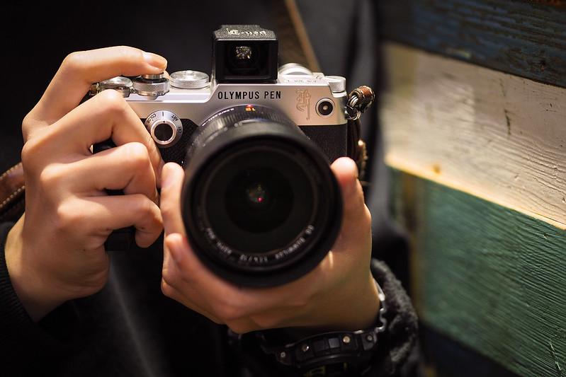 Panasonic Leica 12mm f/1.4 Olympus PEN-F