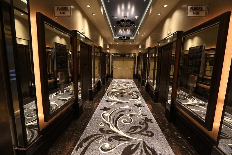 Cosmopolitan Las Vegas Wrap Around Suite 18