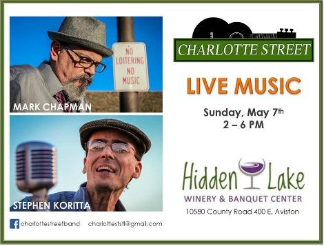 Charlotte Street 5-7-17