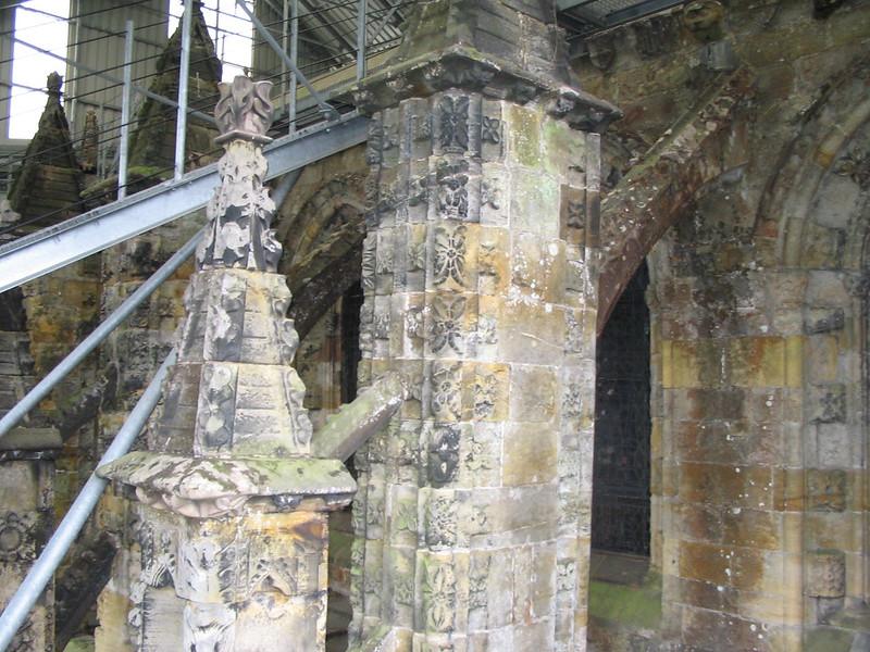 Rosslyn Chapel 33564043752_be5ece322d_c