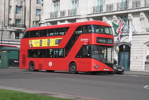 Arriva London LT525 LTZ1525