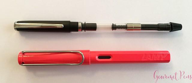 Review @WinkPens Glass Nib Pen from @Massdrop 5