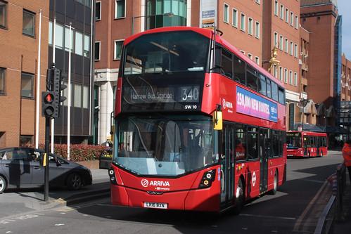 Arriva London SW10 LK16BXN