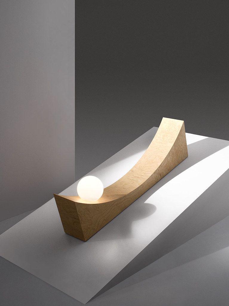 Sculptural light objects collection by London-based Child Studio Sundeno_05