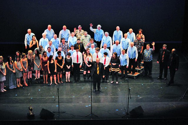 a cappella fest: April 2016, Land of the Sky Chorus