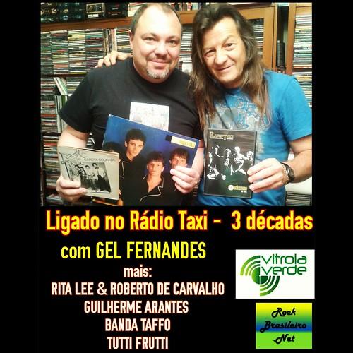 """Ligado no Rádio Taxi (3 Décadas)"""""""