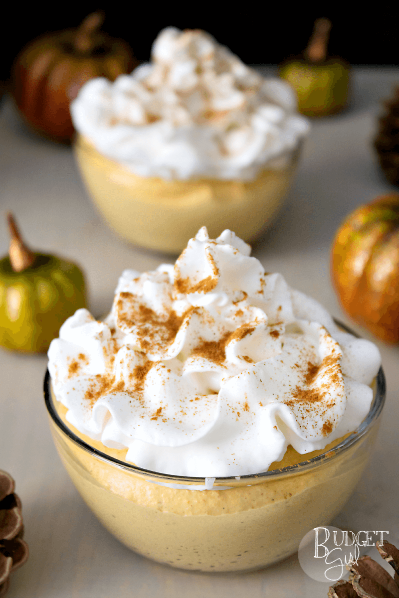 3-Ingredient Pumpkin Fluff