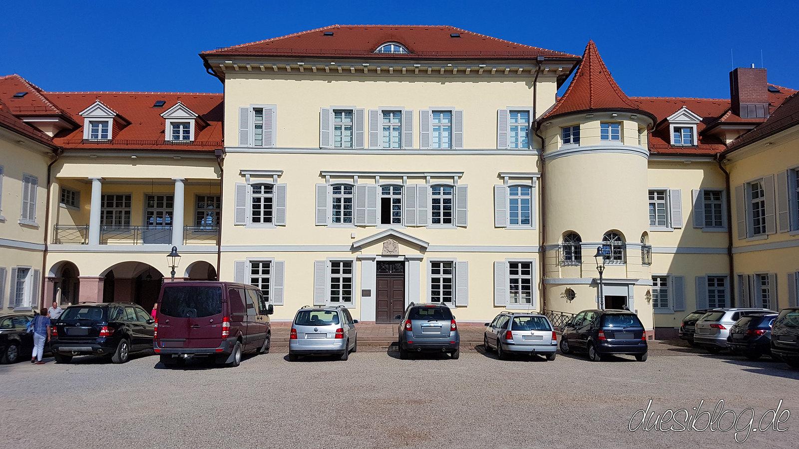 Wein im Schloss Neckarhausen