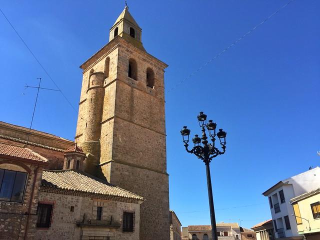 Iglesia de El Bonillo (Albacete)