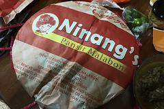 Ninangs Pansit Malabon - Big tray cover