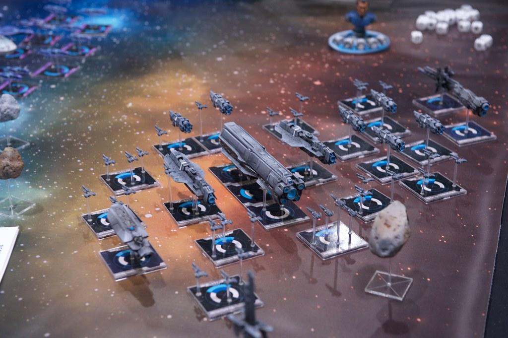 Spartan games, Halo Fleet Battles