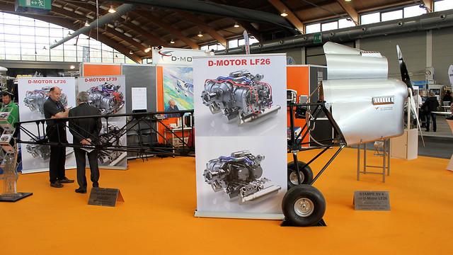 Stampe SV-4 & D-Motor LF26