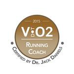 Dr. Jack Daniels certified running coach