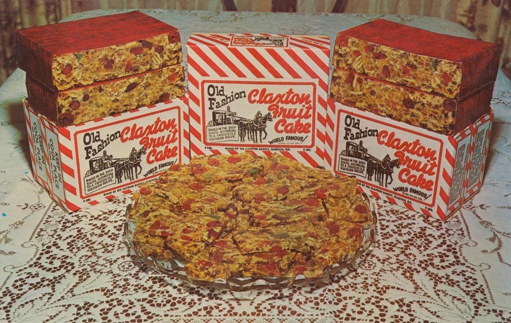 Old English Fruit Cake