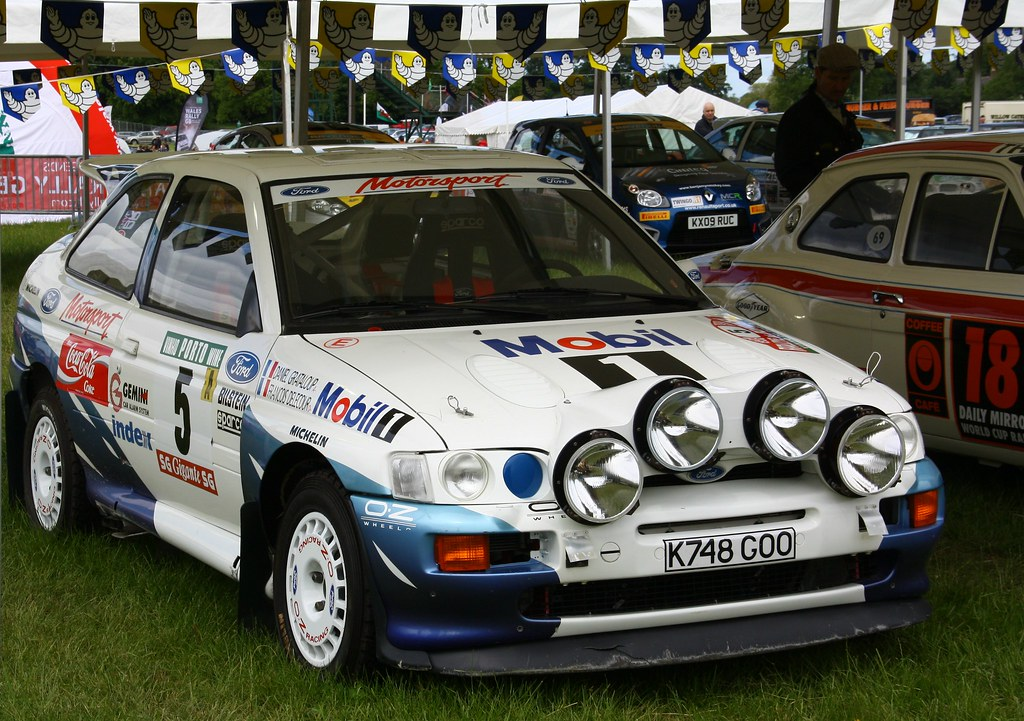 Ford escort cosworth wrc wikipedia
