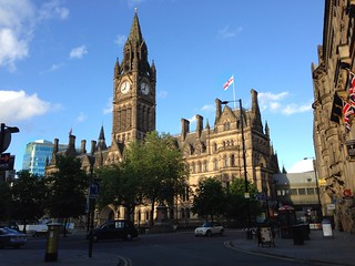 Manchester Town Hall | by Smabs Sputzer (1956-2017)