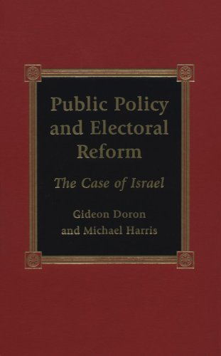 Michael Harris Ph D , - Public Policy and Electoral Reform