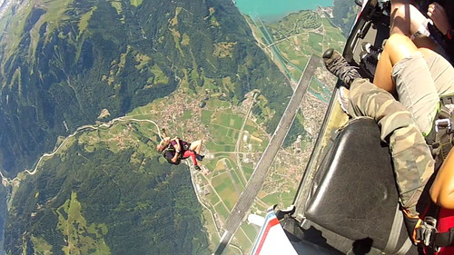 Skydiving Interlaken with Interlaken Activities