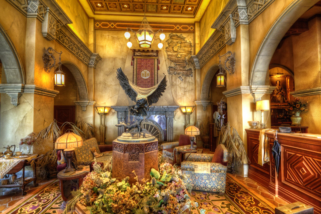 Inside the Twilight Zone Tower of Terror, Walt Disney Stud ...