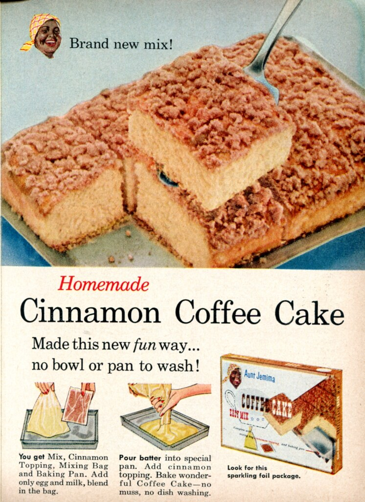 Coffee In Cake Mix