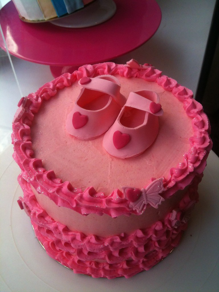 Cake With Shoes