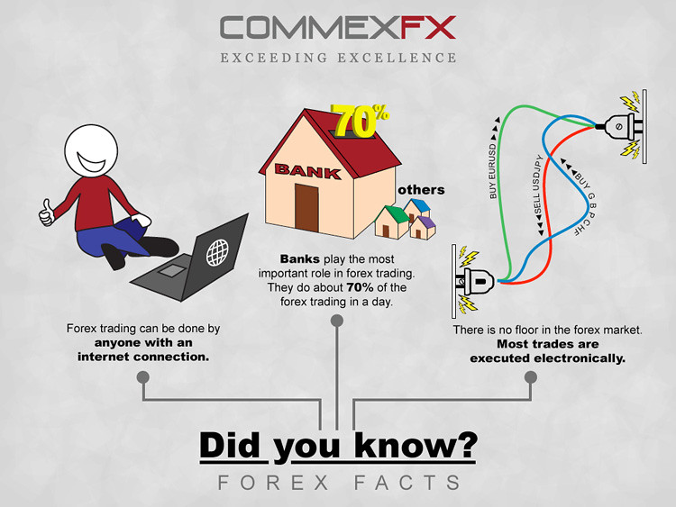 Forex interesting facts