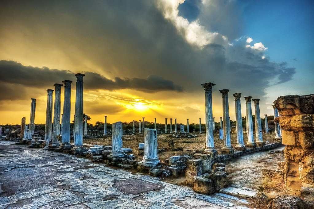 Salamis Ancient City, North Cyprus | Please don't use this ...
