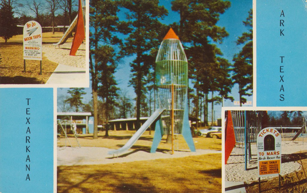 Howard Johnson's Motor Lodge - Texarkana, Arkansas-Texas