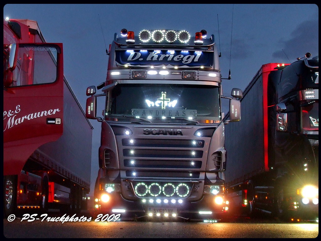 Super SCANIA R620 V8 Topline - Kriegl - A (2) | PS-Truckphotos | Flickr MI97